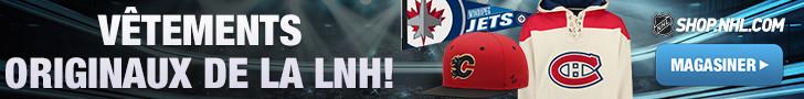 Vêtements originaux de la LNH à Shop.NHL.com