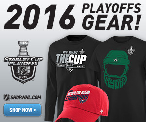 Shop for 2016 Stanley Cup Playoff Fan Gear at Shop.NHL.com