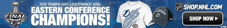 Tampa Bay Lightning 2015 NHL Eastern Conference Champions
