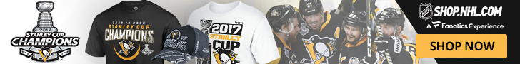 The Pens are 2017 Stanley Cup Champs! Get your gear and collectibles at Shop.NHL.com