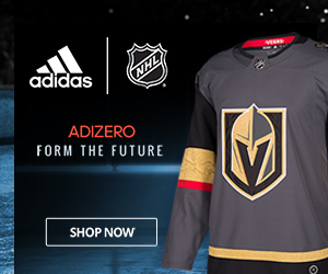 Celebrate a new Era in the NHL with the Vegas Golden Knights Adizero Authentic Pro Jersey by adidas