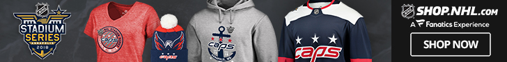Caps fans gear up for the 2018 Stadium Series at Shop.NHL.com