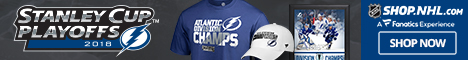 Tampa Bay Lightning Division Champs Gear