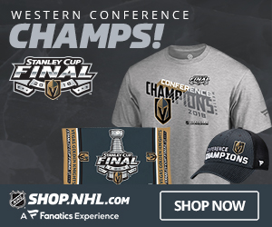 Get your Vegas Golden Knights Western Conference Champs Gear at Shop.NHL.com