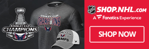 Celebrate the Caps Cup Win in Champs Gear from NHL Shop