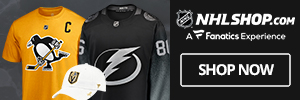 Shop thousands of officially-licensed NHL items at Shop.NHL.com