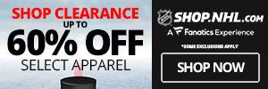 Great Deals for NHL Fans at Shop.NHL.com