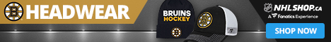 Shop for Boston Bruins hats at NHLShop.ca
