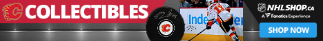 Shop for Calgary Flames Collectibles and Memorabilia at NHLShop.ca