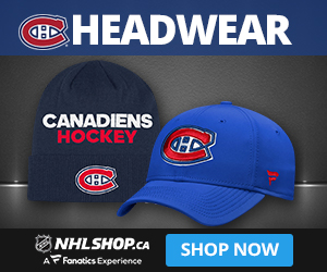 Shop for Montreal Canadiens hats at NHLShop.ca