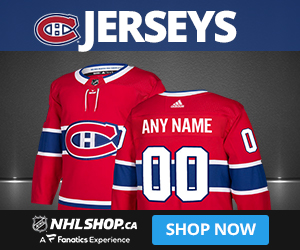 Shop for Habs jerseys at NHLShop.ca