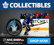 Shop for Toronto Maple Leafs Collectibles and Memorabilia at NHLShop.ca