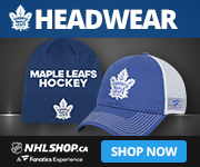 Shop for Toronto Maple Leafs hats at NHLShop.ca