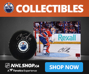 Shop for Edmonton Oilers Collectibles and Memorabilia at NHLShop.ca