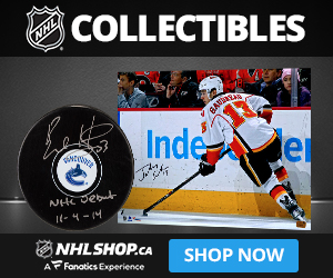 Shop for NHL Collectibles and Memorabilia at NHLShop.ca
