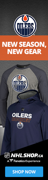 Shop for Edmonton Oilers fan gear at NHLShop.ca