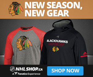 Shop for Chicago Blackhawks fan gear at NHLShop.ca