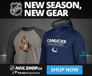 Shop for NHL Fan Gear at NHLShop.ca