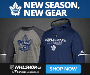 Shop for Maple Leafs fan gear at NHLShop.ca