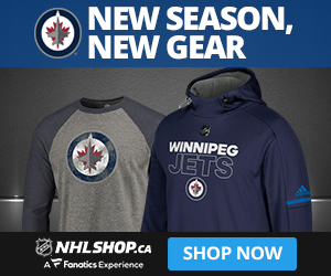 Shop for Winnipeg Jets fan gear at NHLShop.ca