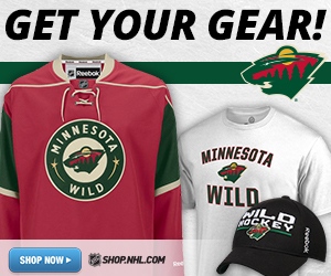 Shop for official Minnesota Wild team fan gear and authentic collectibles at Shop.NHL.com