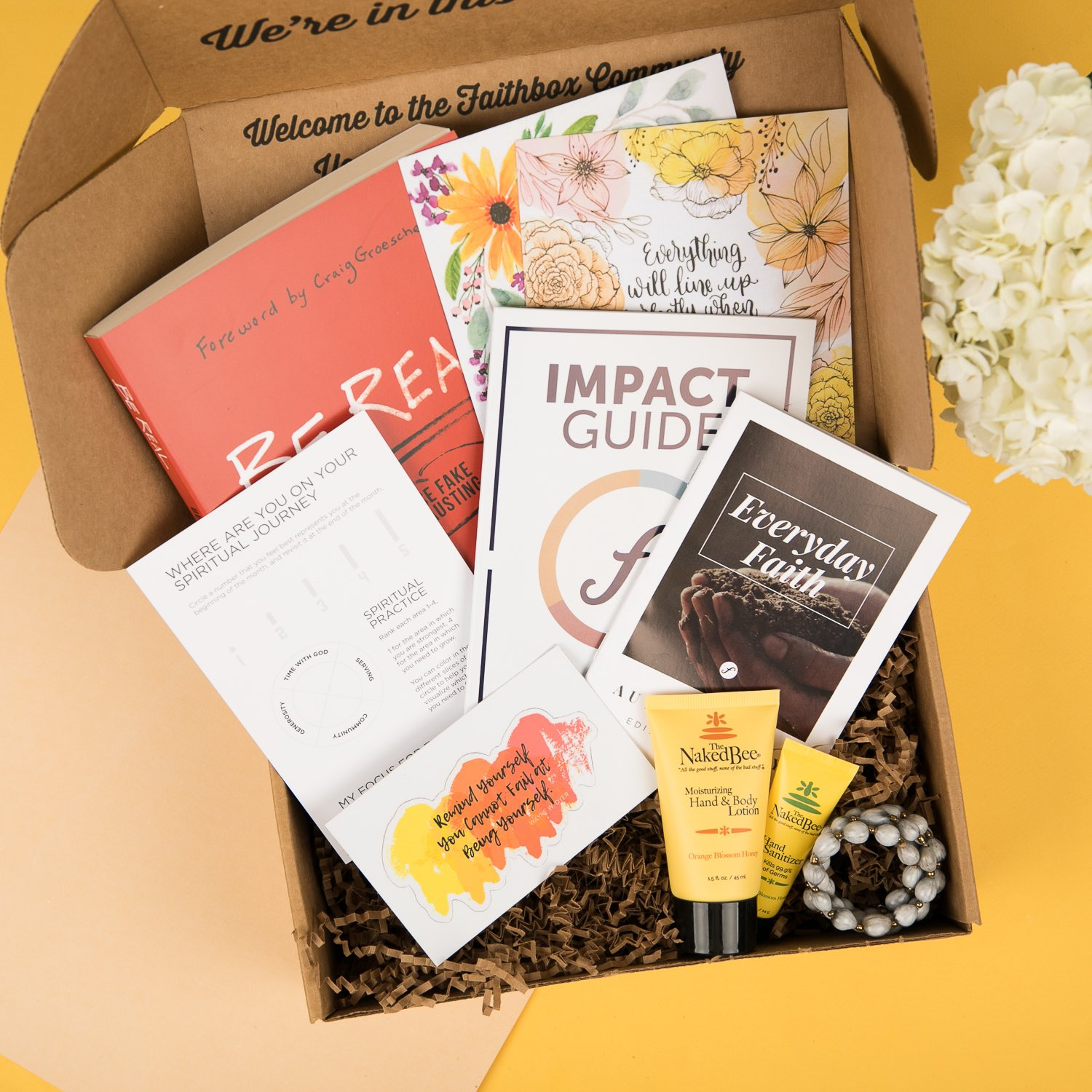 Faithbox Christian Subscription