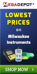 Lowest prices on Milwaukee Instruments