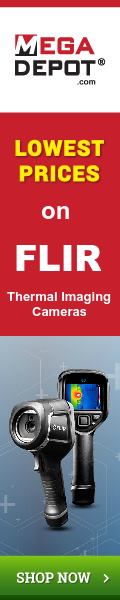 Lowest prices on FLIR Thermal Cameras!