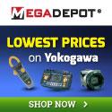 Lowest prices on Yokogawa