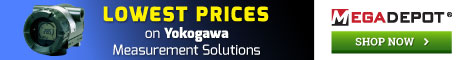 Lowest prices on Yokogawa