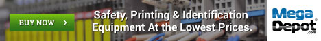 Safety, Printing & Identification Equipment At the Lowest Prices