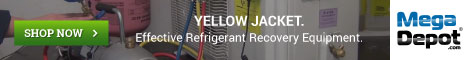 Yellow Jacket. Effective Refrigerant Recovery Equipment.