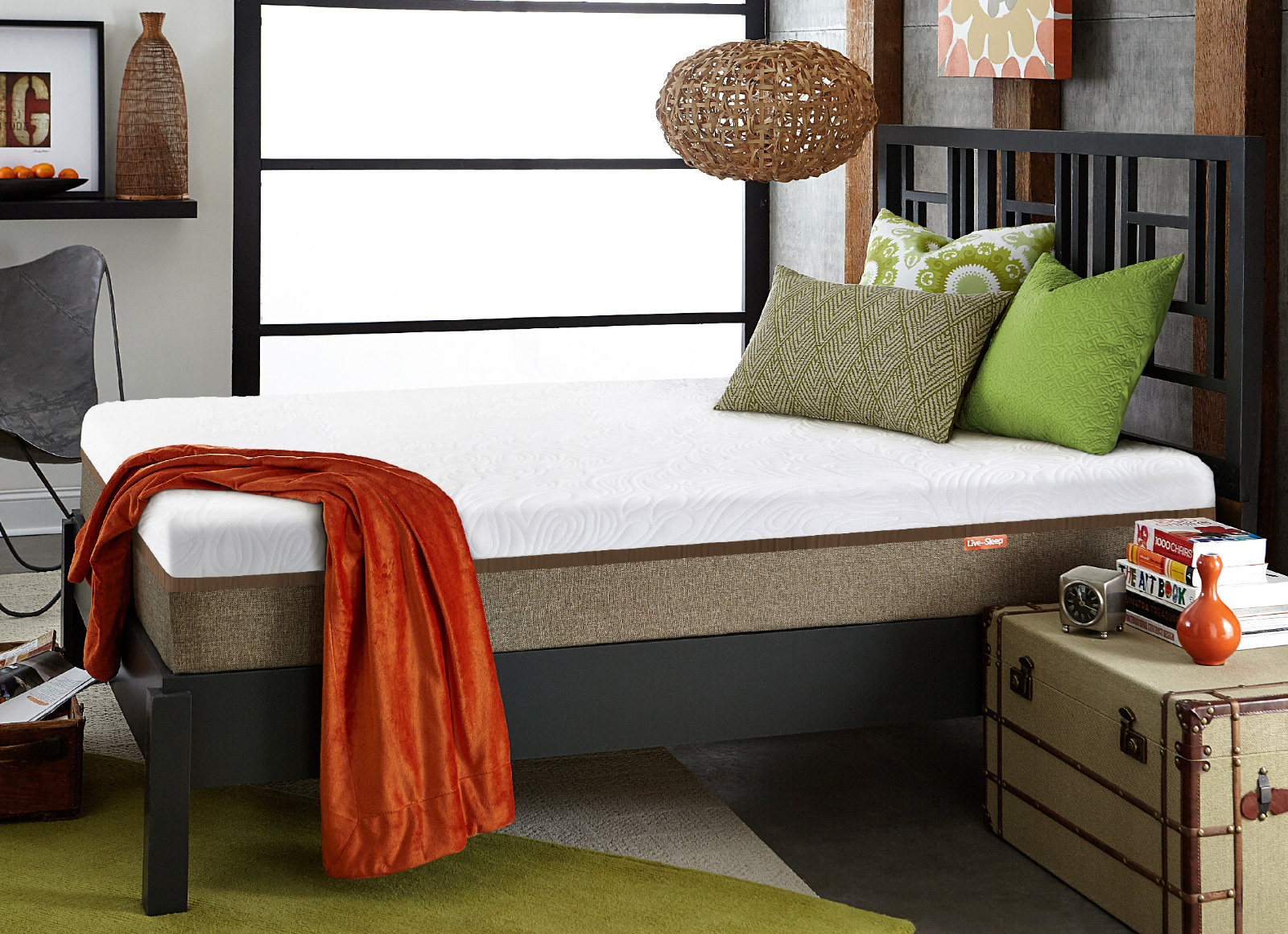 Buy Gel mattress online