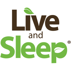 Live and Sleep Banner