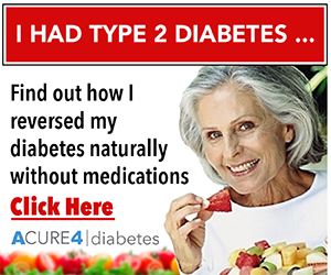 Reverse your Diabetes in as little as 2 weeks!