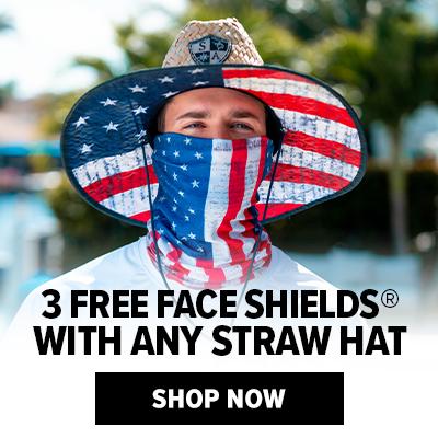 SA Co Straw Hat