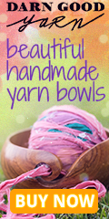 Beautiful Handmade Yarn Bowls