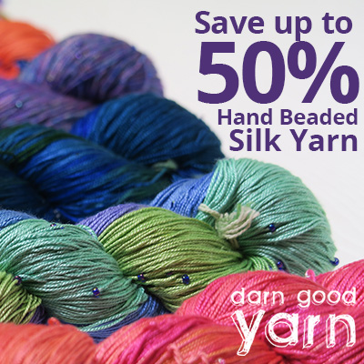 Darn Good Yarn coupon code