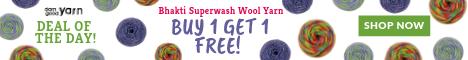 Bhakti Superwash Wool Yarn