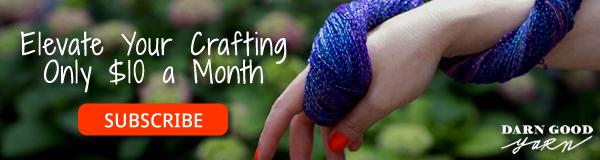 Darn Good Yarn: Online Yarn Store | Ethical Yarn