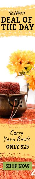 Curvy Yarn Bowls