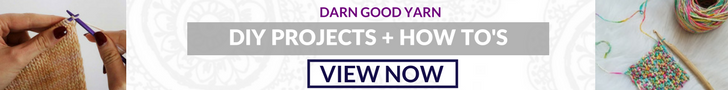 DIY Project's & How To's from Darn Good Yarn