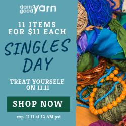 Singles Day $11 Promo