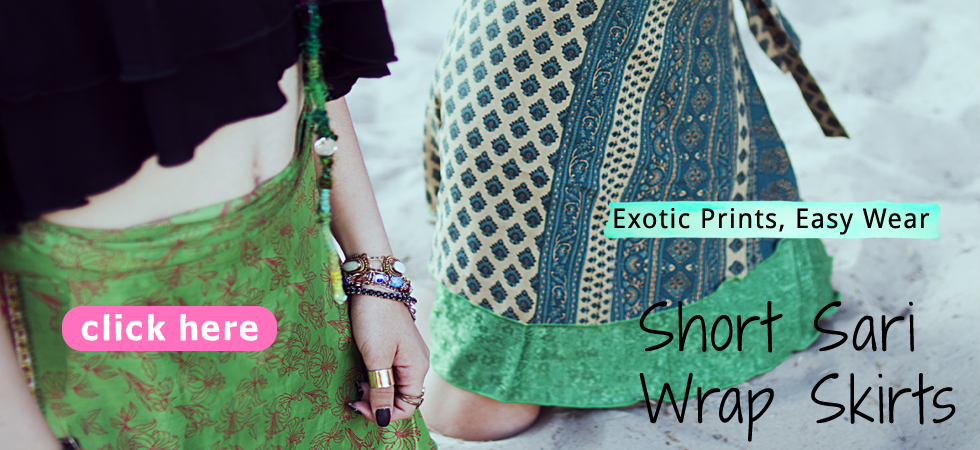 Sari Skirts Shop Now