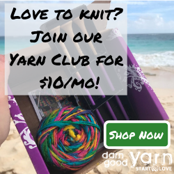 Join our Yarn Club for $10/mo