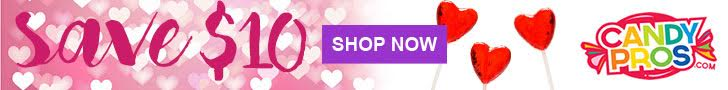 Save $5 on orders over $50 and save $10 on orders over $100. Use code at checkout. Valentine5 or Valentine10. Expires 2/14/2016