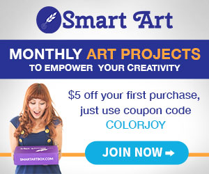 Coupon Code COLORJOY
