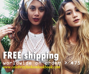 Free shipping world-wide