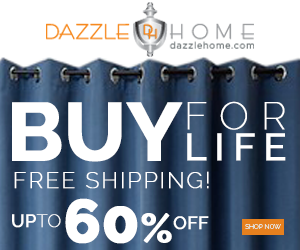 Dazzle Home - Free Shipping and up to 60% off