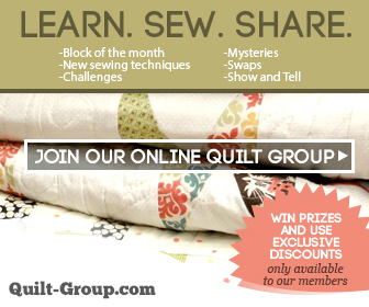 Learn. Create.Share. Join the online quilt group for exclusive patterns.